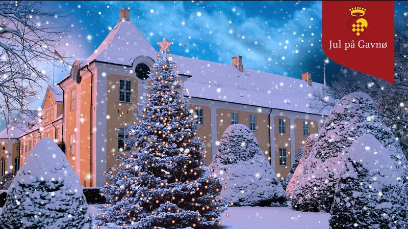 Julemarked Gavnø Slot 2021