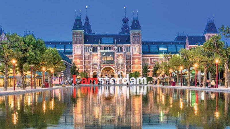 Studierejse til Amsterdam