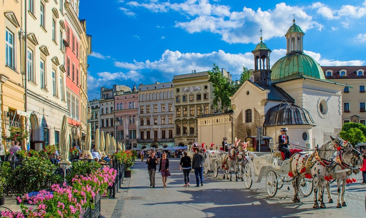 Studierejse til Krakow