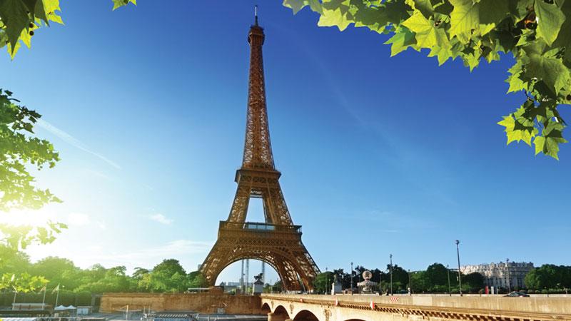 Studierejse til Paris