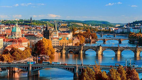 Netværksseminar i Prag