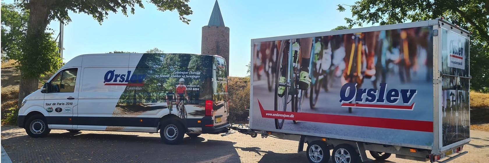 Cykelrejser og cykelevents